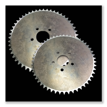 Sprocket Blanks
